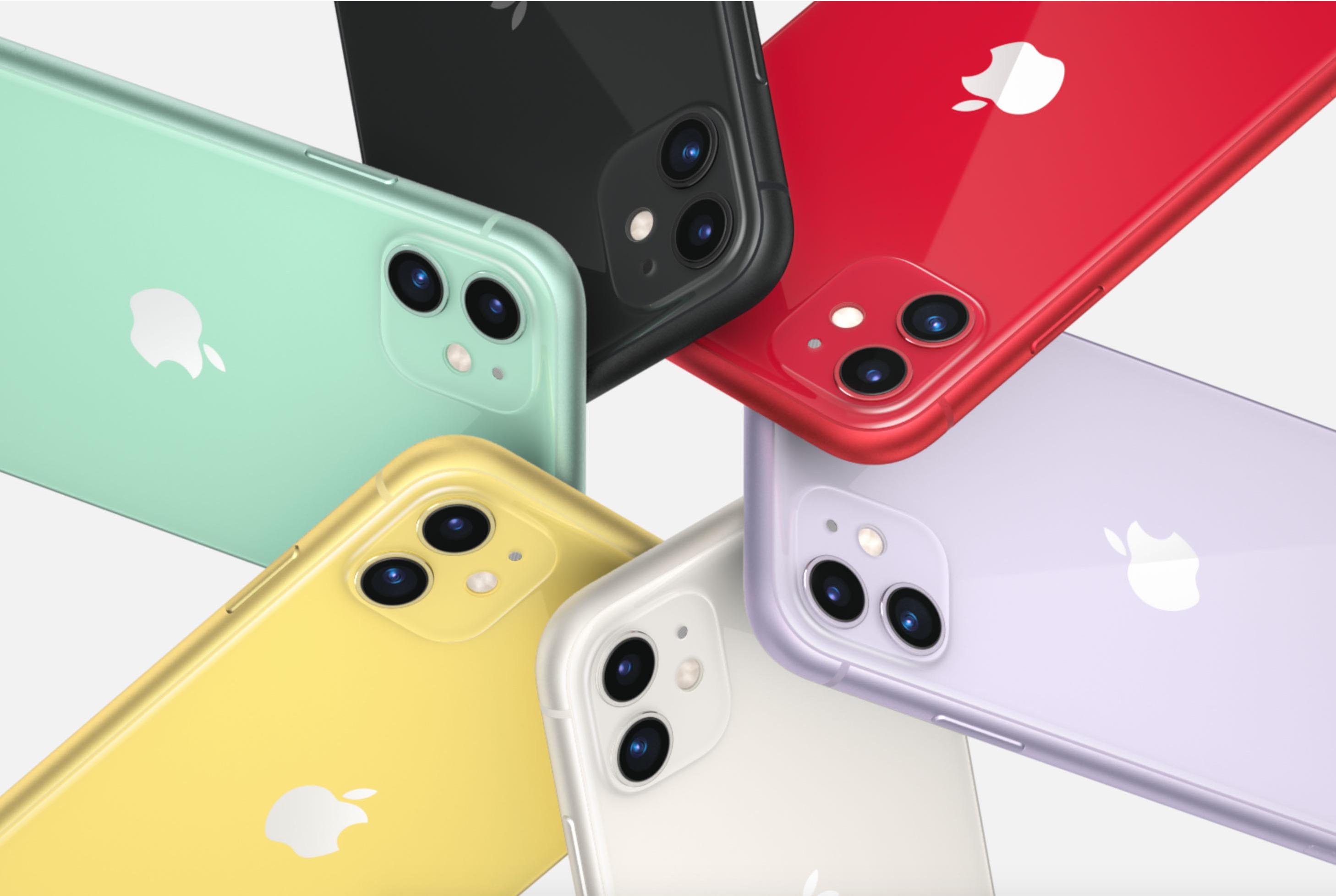 Quelles sont les options de couleur de l'iPhone 11?