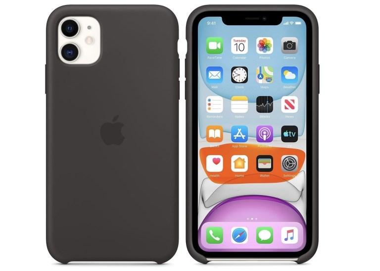 À quoi ressemblera la couleur de l'iPhone 11 avec un étui?