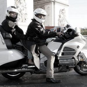 Le service de transport de Taxi Moto Orly