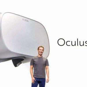 Facebook annonce Oculus Go, un casque de réalité virtuelle