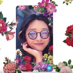Snapchat : envoyez des selfies en 3D