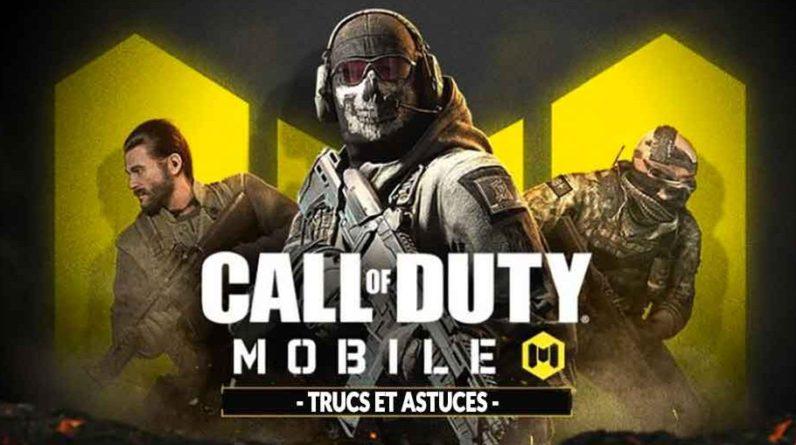 Comment faire pour jouer à Call of Duty Mobile
