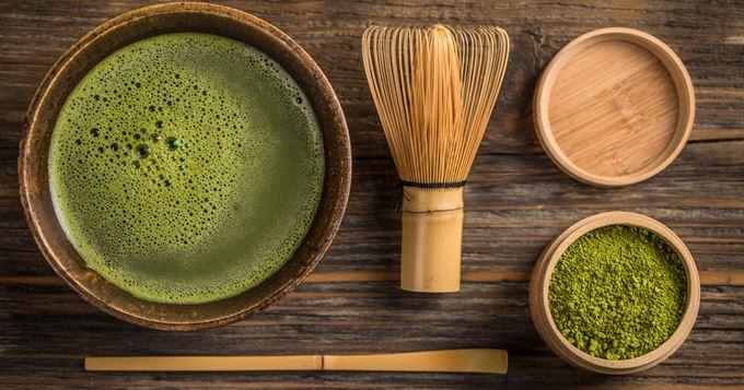 Comment cuisiner le thé Matcha