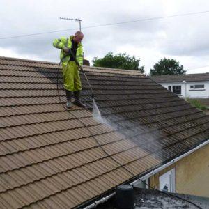 comment nettoyer la toiture