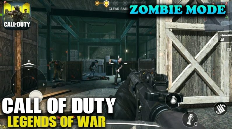 Call of Duty Mobile : Mode zombie