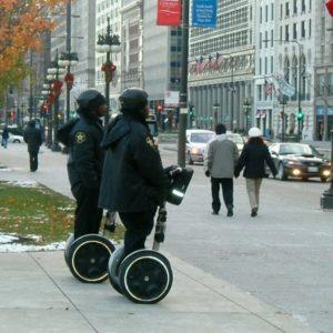 Gyropode pour déplacement en ville