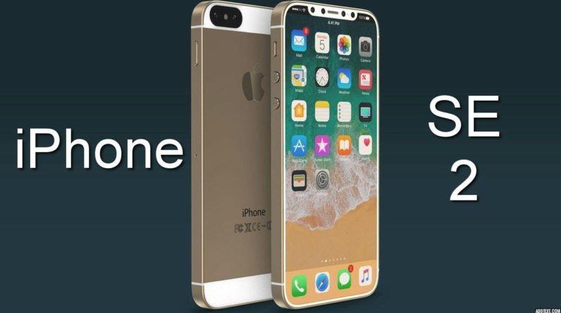 Apple préparerait la sortie prochaine d'un iPhone SE 2