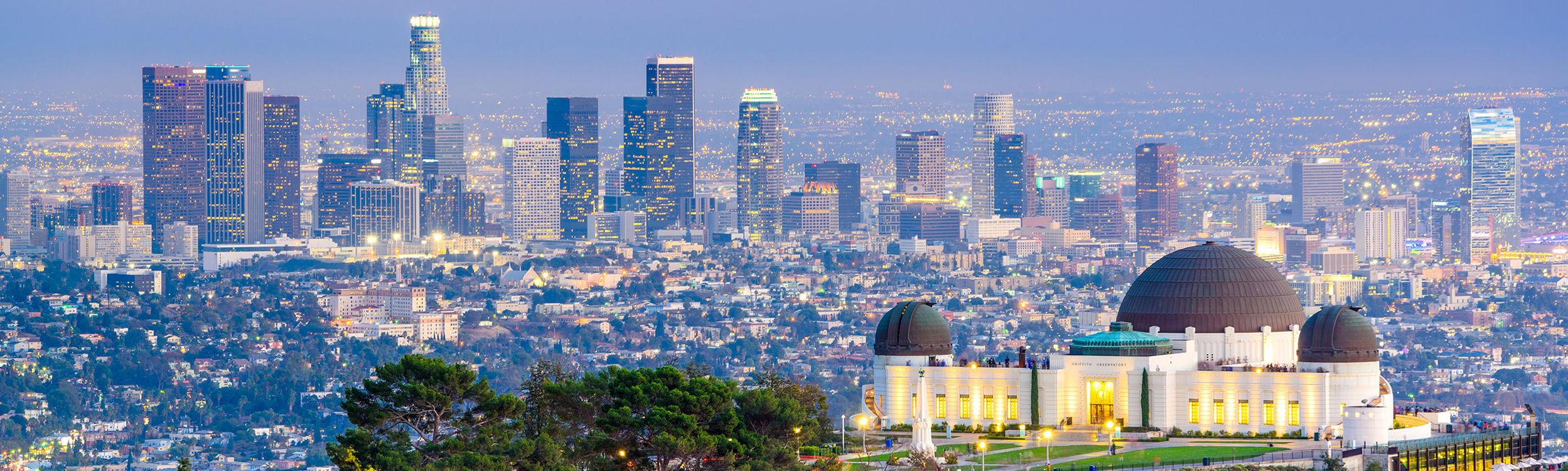 voyage à Los Angeles