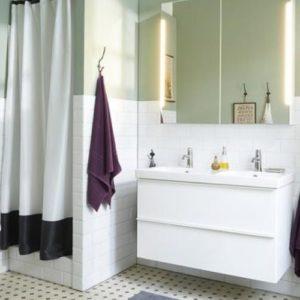 Désodoriser la salle de bain