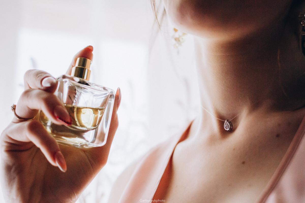 parfum se lie à notre peau