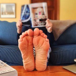 enlever les callosités de nos pieds