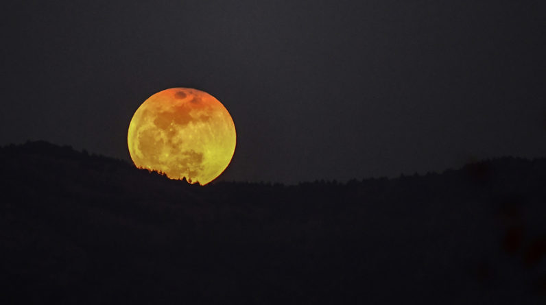 Comment observer le première éclipse de Lune de l'année 2020