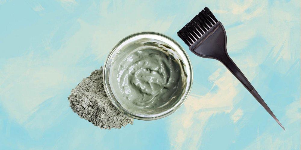DIY : L'argile verte, arme fatale contre les cheveux gras !