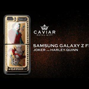 Galaxy Z Flip Joker Caviar