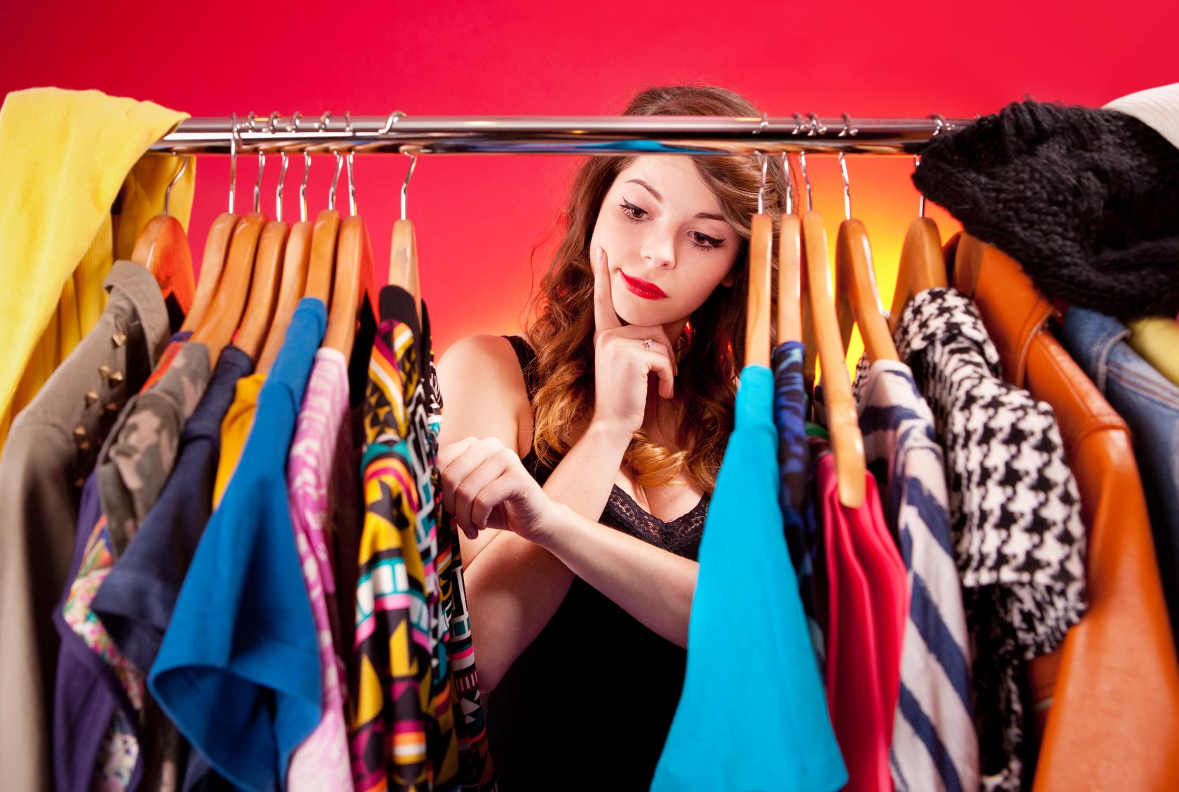 Choisir les vêtements qui me vont