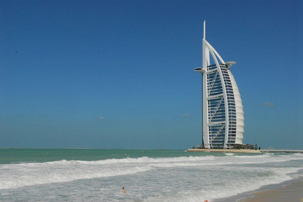 voyage à Dubai : Burj Al Arab