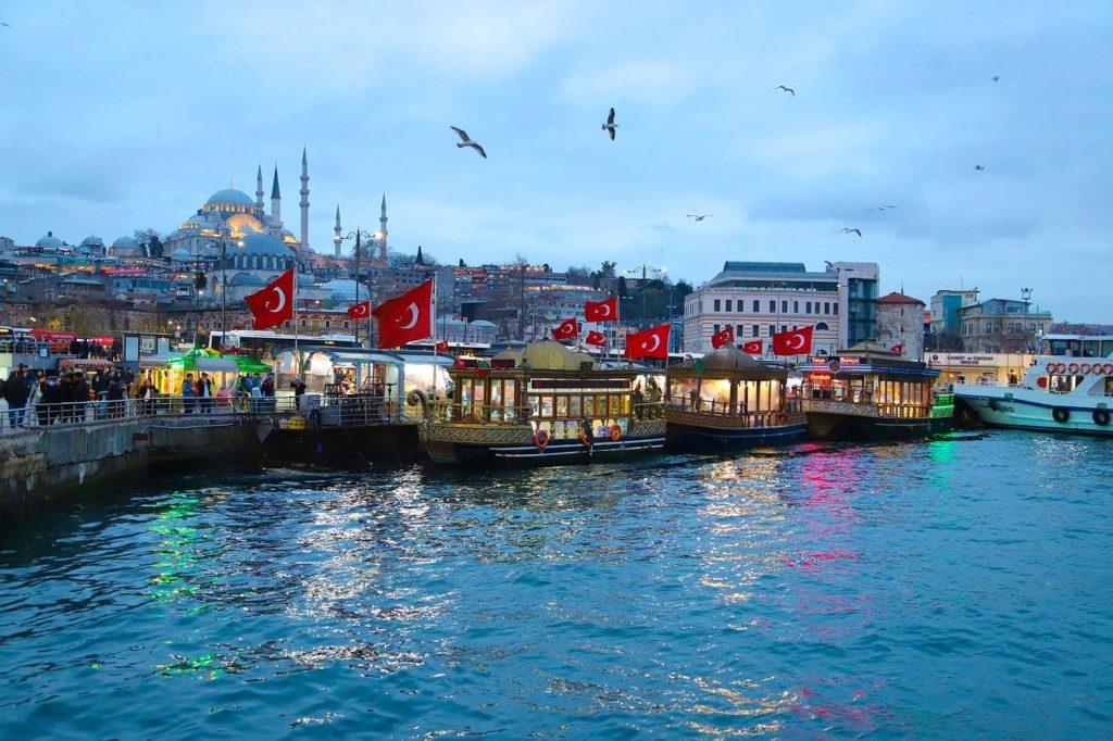 Vacances en Turquie 2020