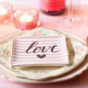 Fêter la Saint-Valentin à la maison