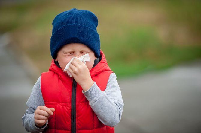 Pourquoi notre nez coule-t-il en hiver ?