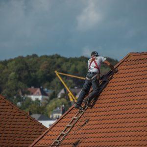 risques professionnels des travaux de toiture