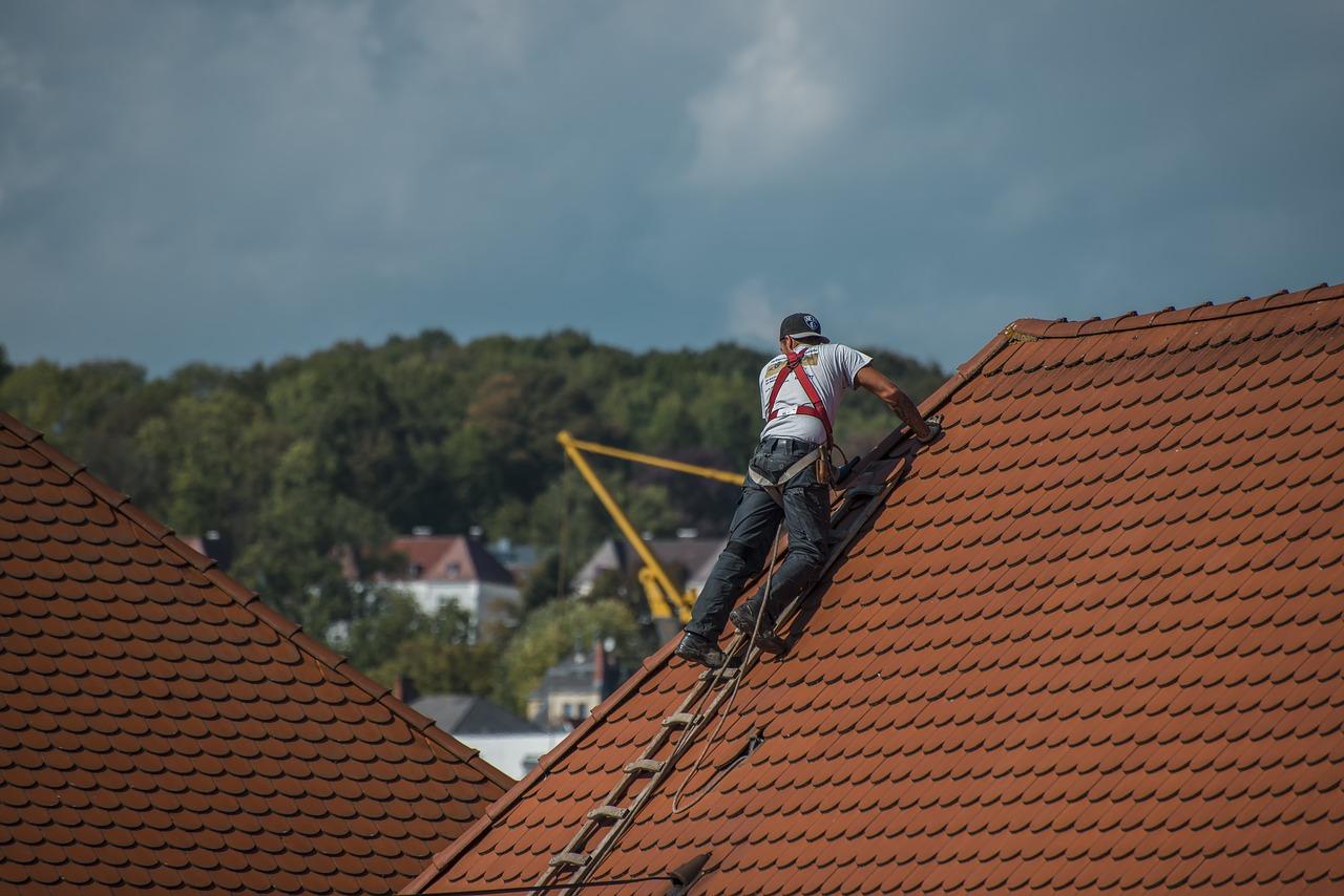 La prévention des différents risques liés aux travaux de toiture