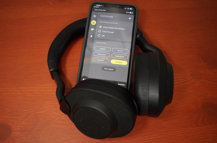 Des écouteurs vous permettront de passer la journée