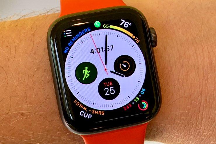 Attendez Apple Watch 6 si vous avez l'Apple Watch 4