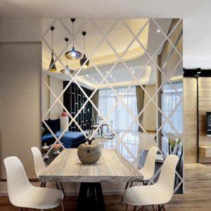 Comment décorer la maison avec des miroirs