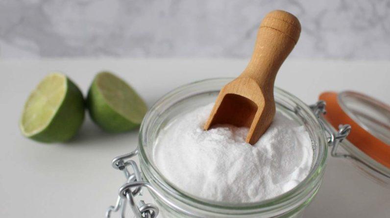Du bicarbonate de soude pour désodoriser la maison