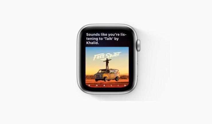 Installer pour les mises à niveau Siri