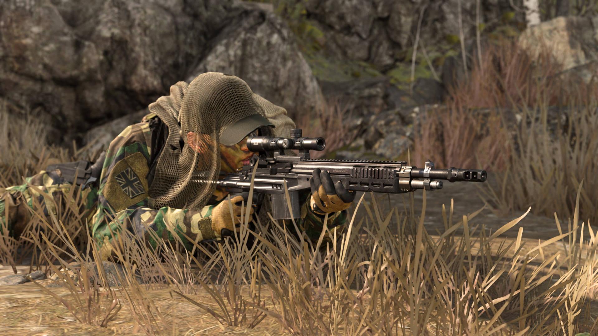 MK2 - Le meilleur fusil de tireur d'élite de Warzone