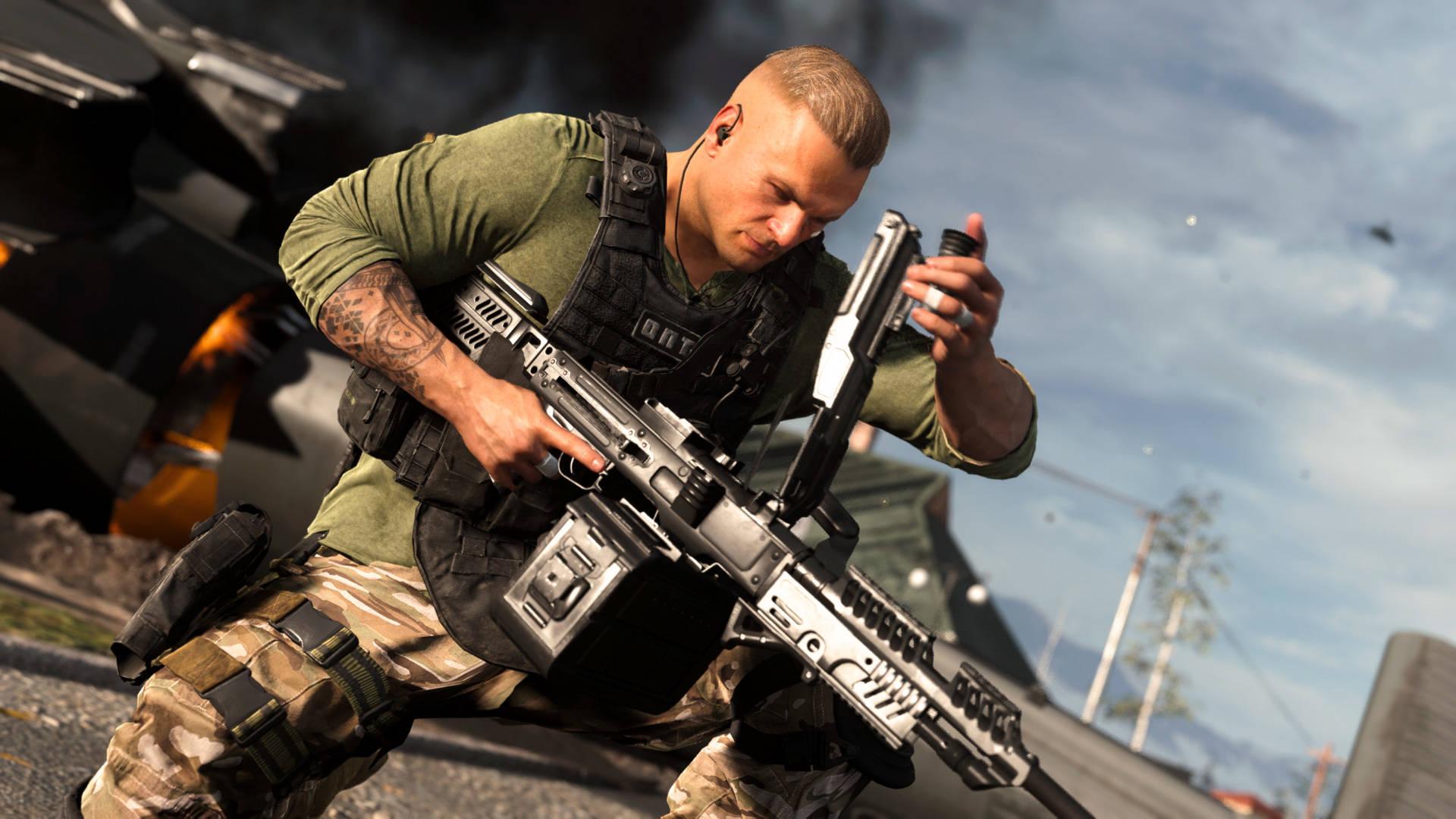 MP5 - Le meilleur pistolet mitrailleur SMG de Warzone