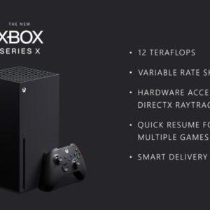 acheter la Xbox Series X