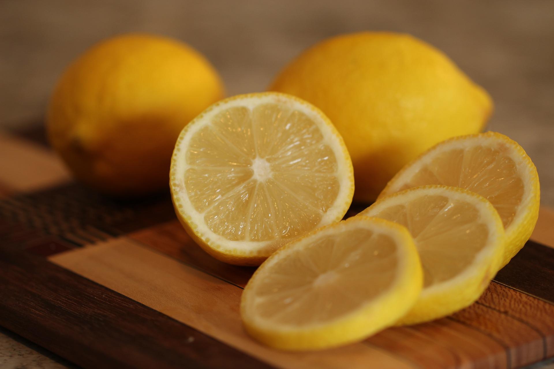 Citron : propriétés