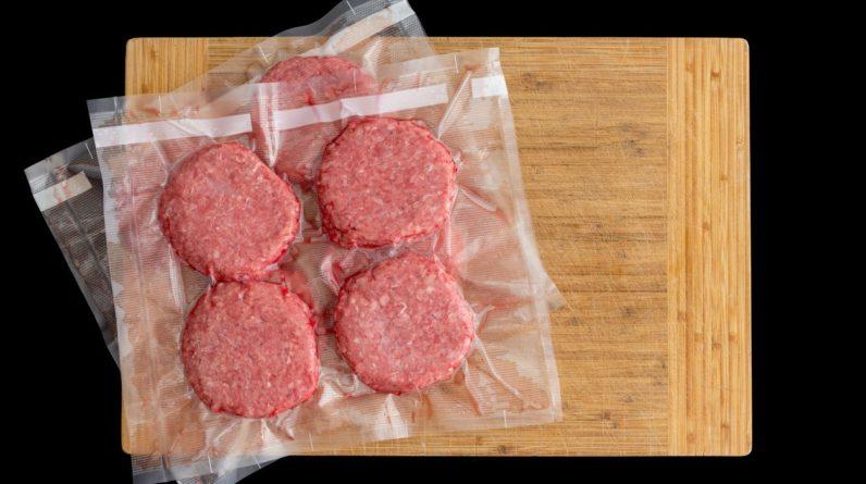 Comment conserver de la viande fraîche au congélateur