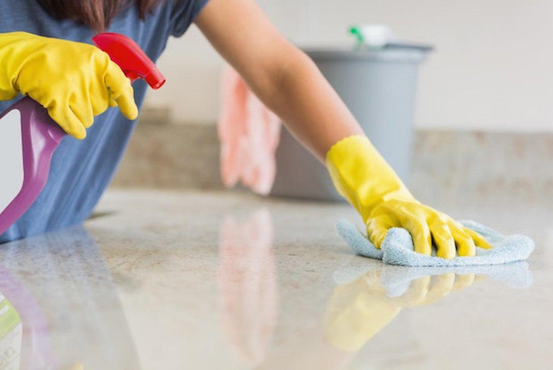 Désinfectez la maison avec du peroxyde d'hydrogène