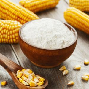 utiliser fécule de maïs