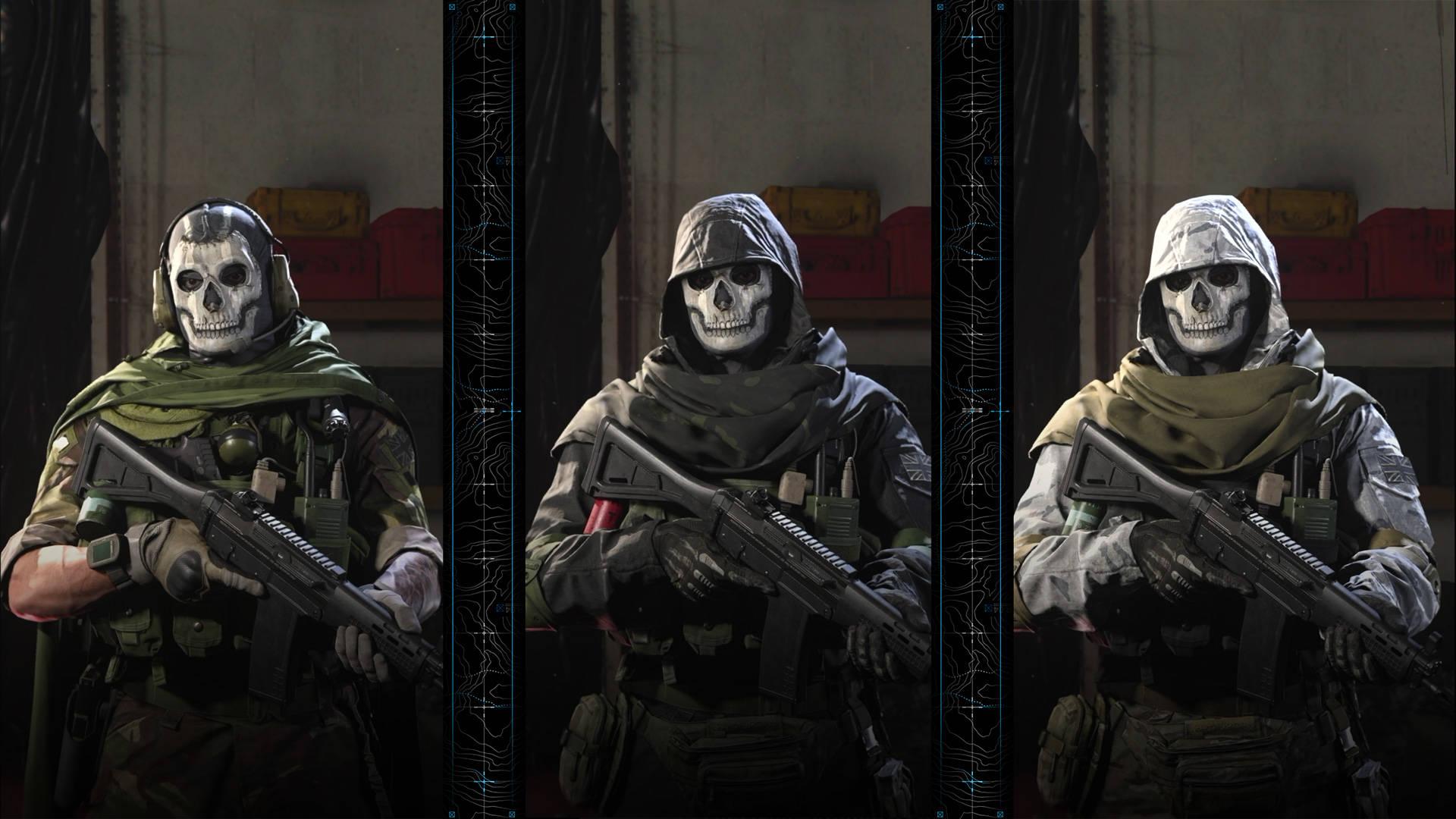 Call of Duty Warzone: comment débloquer fantôme