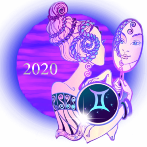 Signe astrologique : femme Gémeaux