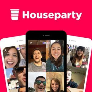 application Houseparty