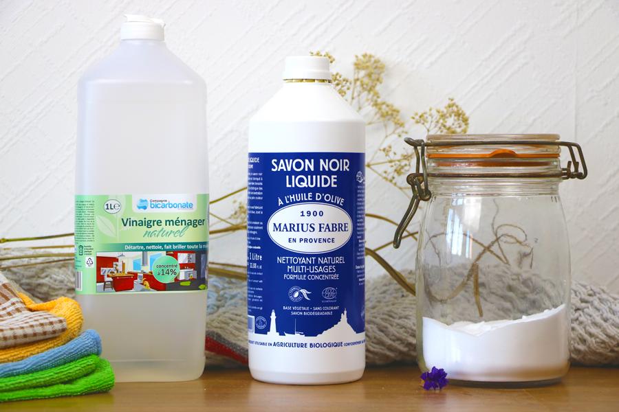 Désinfecter la maison avec des produits naturels