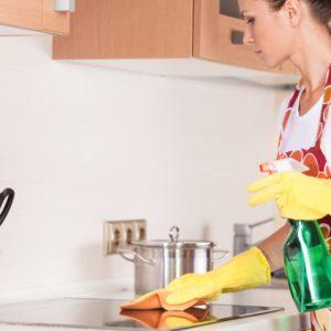 nettoyer la maison rapidement