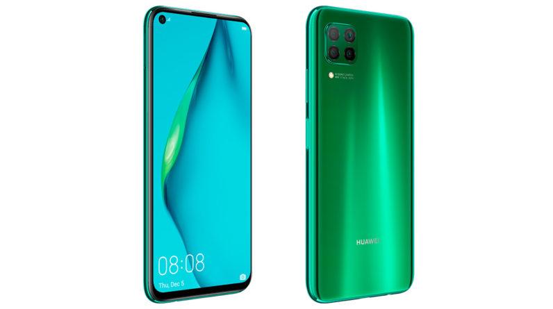 Huawei P40 Lite : spécifications et prix