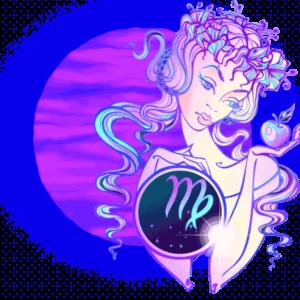 Signe astrologique : femme Vierge