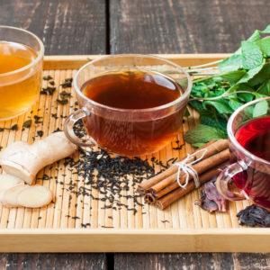 Infusion et tisane pour activer le métabolisme et perdre du poids