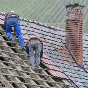 Les types de travaux de toiture