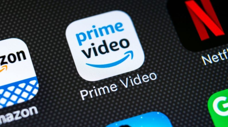 Amazon Prime Video sur iOs