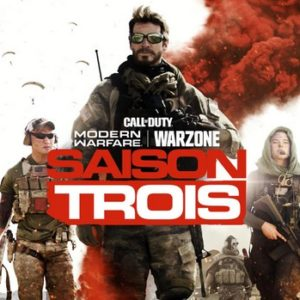 Modern Warfare lance la saison 3