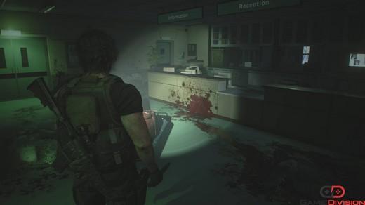 Resident Evil 3 Coffre 3 :Hôpital