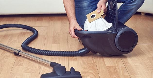 Comment nettoyer l'aspirateur en 4 étapes